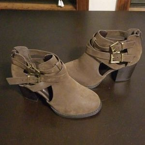 Charlotte Russe size 7 booties!